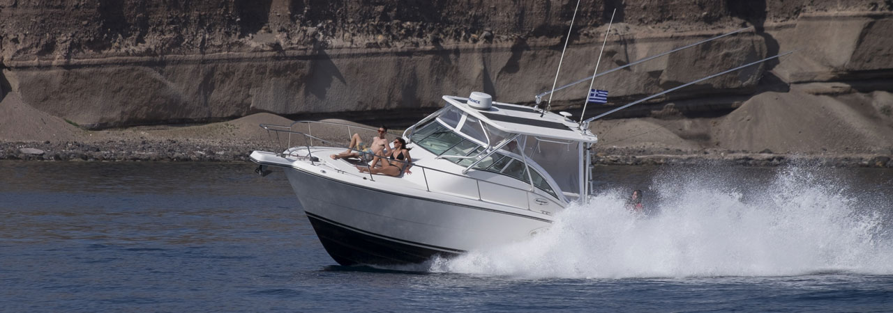 Private Cruise – Motor Yacht Offer